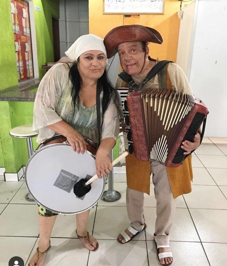 Morre o ator Marquinhos, das pegadinhas