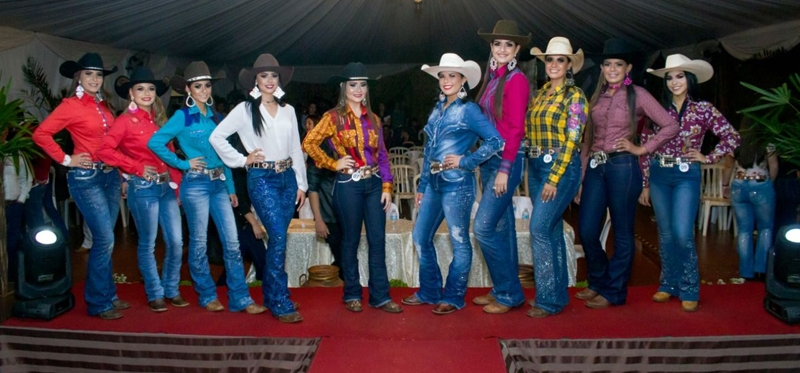 Arfti define finalistas do concurso Rainha do Rodeio Fest de Ibirarema