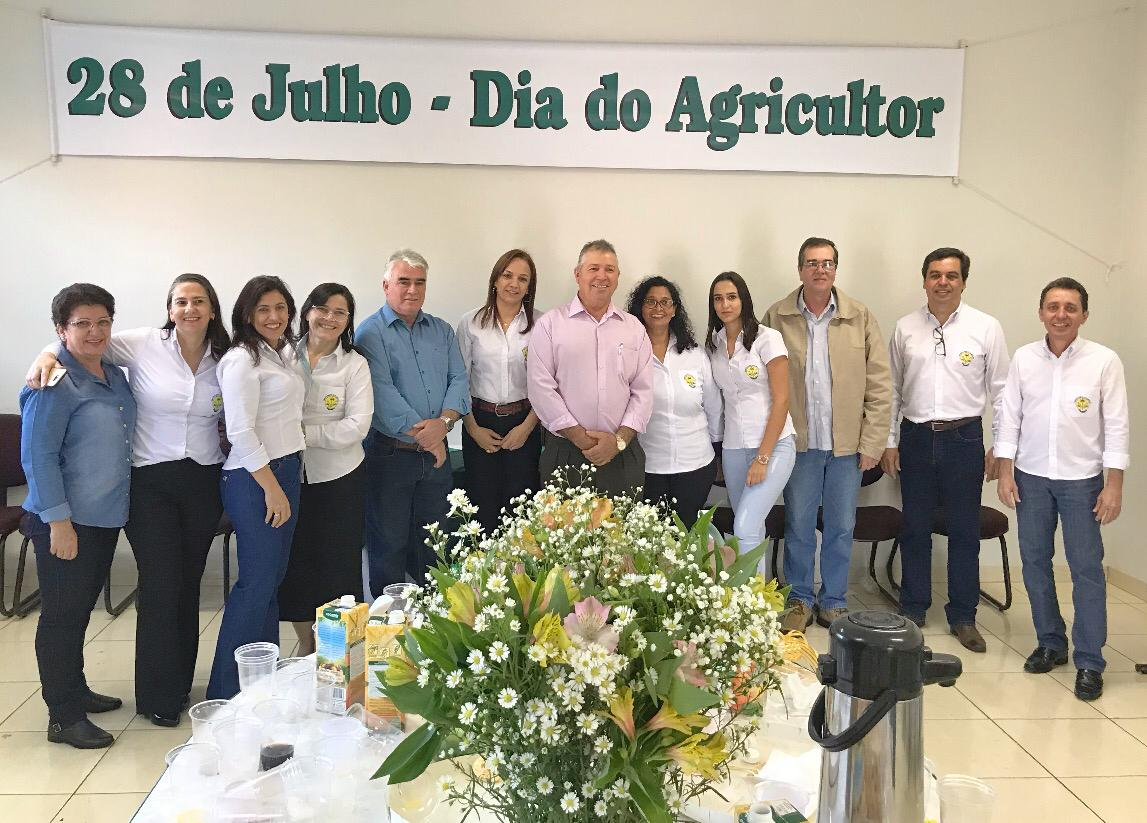 Dia do agricultor no Sindicato Rural de Palmital