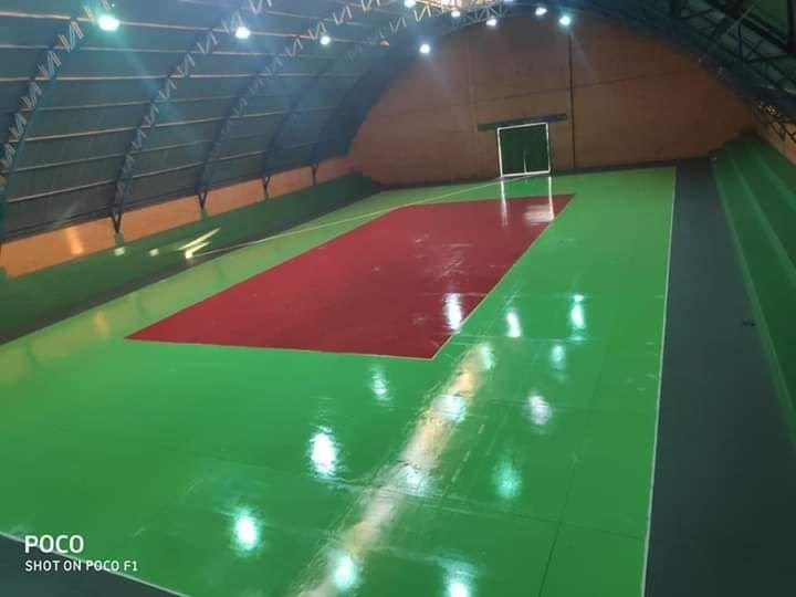 Prefeitura revitaliza o Complexo Poliesportivo do São José