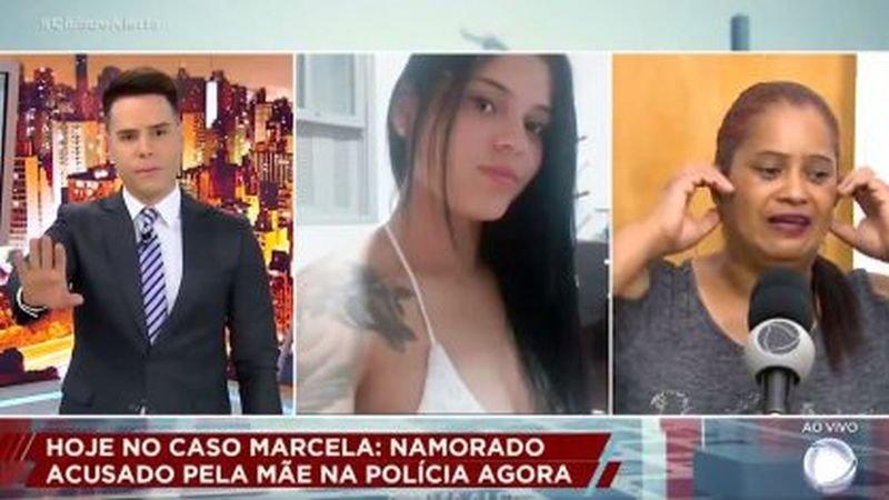 Mãe descobre ao vivo no 'Cidade Alerta' que a filha foi assassinada e desmaia